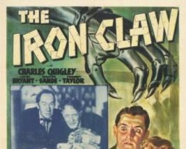 THE IRON CLAW, 15 CHAPTER SERIAL, 1941 - $19.99
