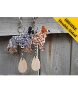 Australian Cattle Dog Deluxe crate tag, hang an... - $20.00