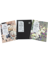 PlanAhead See it Bigger 2020 2021 11x 8.5 Monthly Planner Agenda Floral ... - $15.99