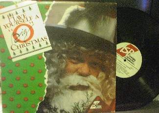 "R. Wayne Oldham - Have Yourself a Big ""O"" Christmas - Indigo ISP 0002"