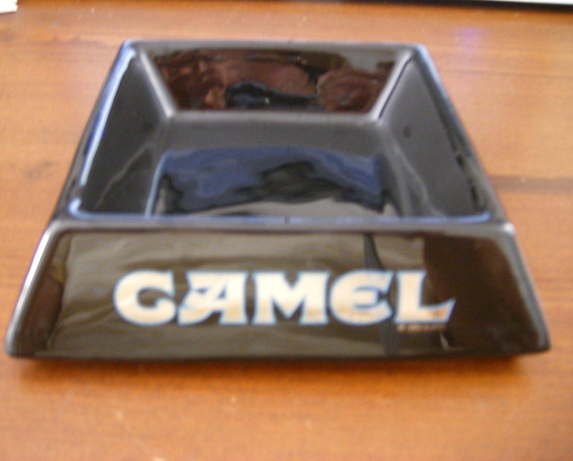 CAMEL GENUINE TASTE Limited Edition Ashtray 1995