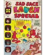 Harvey Giant Size Comic Lot Sad Sack Laugh Special #42 Sad Sad Sack Worl... - $11.95