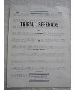Peters - Tribal Serenade - Timpani Solo - $8.50