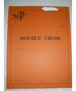 Roy - Double Cross  - Timpani Solo - $8.25
