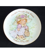 Avon Mothers Day Collector Plate Cherished Moments Little Girl Dress Up ... - $7.95