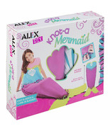 Alex D.I.Y. Knot A Mermaid for age 8 and up 11 pieces - $25.00