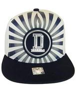 Dallas Men's Striped Cotton Patch Style Adjustable Snapback Baseball Cap... - $13.95