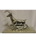 Avon Wilderness Classic Deer decanter with Sweet Honesty Col - $5.99