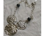 Armenian silver necklace 3rounds thumb155 crop