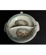 Childs Warming Plate Winnie Pooh Disney Vintage - $15.00