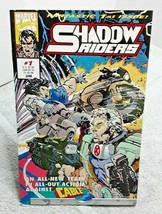 Shadow Riders with Cable Marvel Comics Issue 1 June 1993 - £2.37 GBP