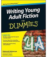 Writing Young Adult Fiction for Dummies by Deborah Halverson (2011, Paperback) - $18.69