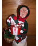 Byer's Choice Caroler, Grandparent Shopper with... - $68.00
