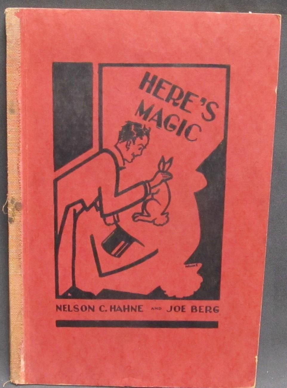 Here's Magic, Berg, Joe and Hahne Nelson