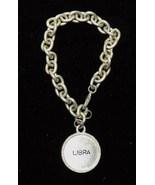 Aluminum or Metal Libra Bracelet - $8.00