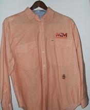Tommy Hilfiger mens medium casual designer shirt - $45.00