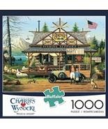Buffalo Games - Charles Wysocki - Proud Lil' Angler - 1000 Piece Jigsaw ... - $16.83