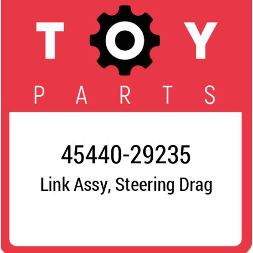 45440-29235 Toyota Steering Drag Link, New Genuine OEM Part