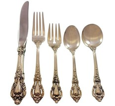 Eloquence by Lunt Sterling Silver Flatware Set for 18 Service 97 pieces - $6,395.00