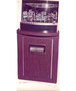 VINTAGE ARCADE GAME MACHINE photograph - $2.95