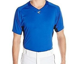 Easton M10 Homeplate Baseball Jersey Men's Sz XL Short Sleeve Sports App... - $23.76