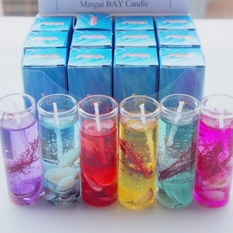 2a9b31769092 Ocean Jelly Aromatherapy Candles-Wedding and 50 similar items