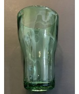 Green Glass Asymmetrical Mouth Tall vase - $299.99