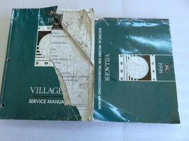 1998 Mercury Villager Service Repair Manual OEM Factory Workshop Dealers... - $4.05