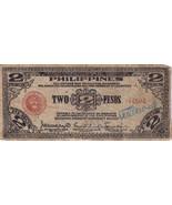 PHILIPPINE 2 Peso Mindanao Emergency Board Currency - $2.25