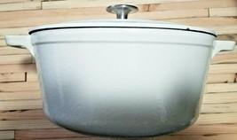 5qt Hearth & Home Cast Iron Casserole Dish - $19.79