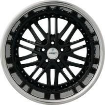 4 G23 Amaya 20x10 inch Black Rims fits FORD SHELBY GT 500 2007 - 2020 - $699.99