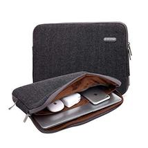 Canvas Laptop Sleeve Creative Computer Briefcase Great Gift 15 Inches Laptop Bag - $36.95