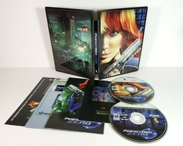 XBOX 360 PERFECT DARK ZERO ~ LIMITED COLLECTOR'S EDITION ~ STEELBOOK - $16.99