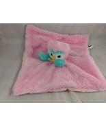 Aurora Baby Owl Lovey Pink Security Blanket Bass Pro Shop Stuffed Animal... - $7.95