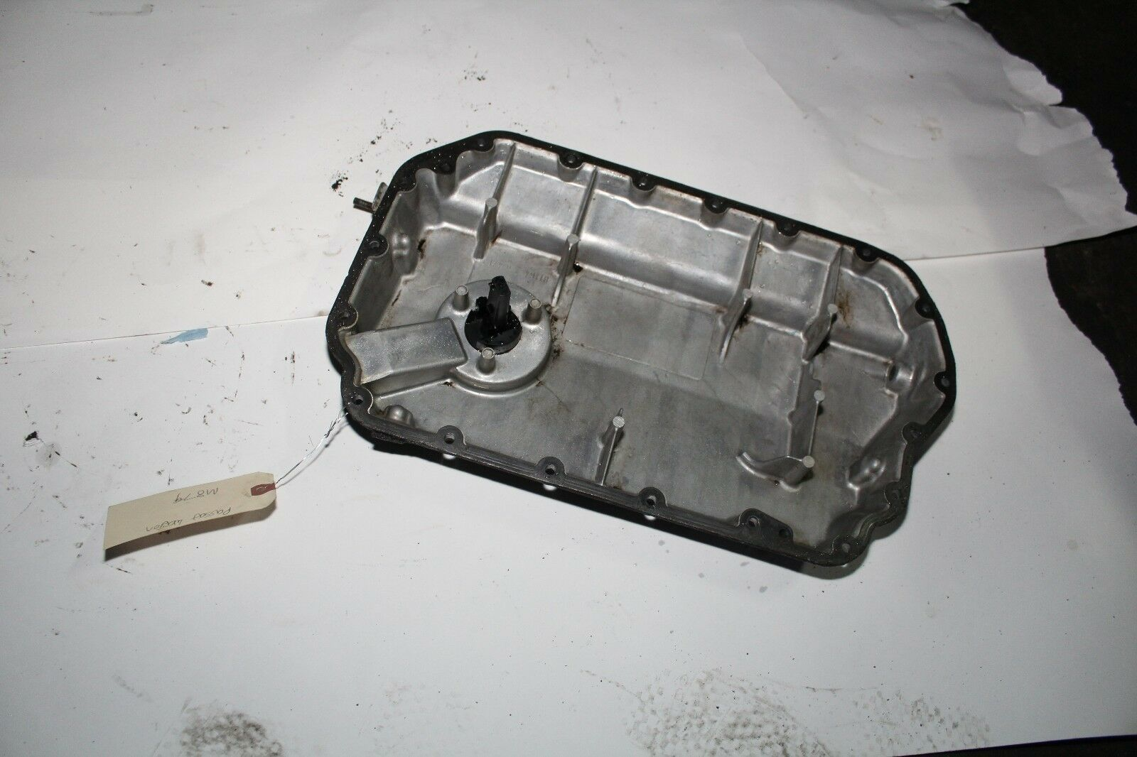 Primary image for 2000-2002 B5 AUDI S4 ENGINE MOTOR OIL PAN M879