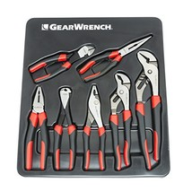 GearWrench 82108 7 Piece Standard Pliers Master set - $108.80