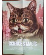 Lil Bub in Science & Magic 24 x 18 Promo Poster - $10.95