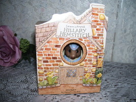 MOUSTERSHIRE HILLARY HEMSTITCH MIB MOUSE HALLMARK MOUSE SERIES - $18.50