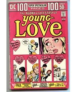 Young Love #107 1973 comic book - 100 page Giant- DC Romance FN- - $47.92