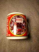 Coca Cola Coffee Mug / CUP-COLLECTORS EDITION-1996-(1960-70 ERA)-FREE SHIP--VGC - $21.77