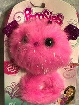 New Pomsies Zoey Dragon Interactive Wearable POM-POM Pets Fuchsia with S... - $16.82