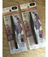 2 x FLOWER Style-Eyes Liquid Eyeliner  Onyx Ink SE1 *NEW* Lot of 2 - $17.63