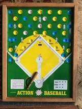 "1962 Pressman ""Roger Maris"" Action Baseball Game - 2279 - Missing Pieces - $49.95"