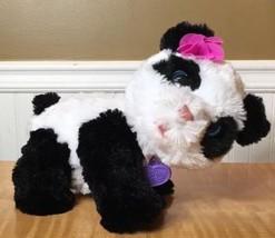 Furreal Friends PomPom My Baby Panda Interactive Bear Euc 2013 Hasbro - $29.70