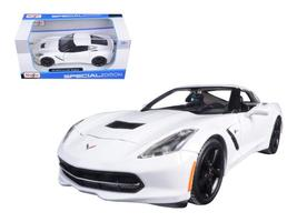 2014 Chevrolet Corvette C7 Stin 1:24 Diecast Model Car by Maisto - $33.46
