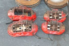 Mercedes CLS63 W219 Front & Rear AMG Brembo 6&4 Piston Brake Calipers & Rotors image 7