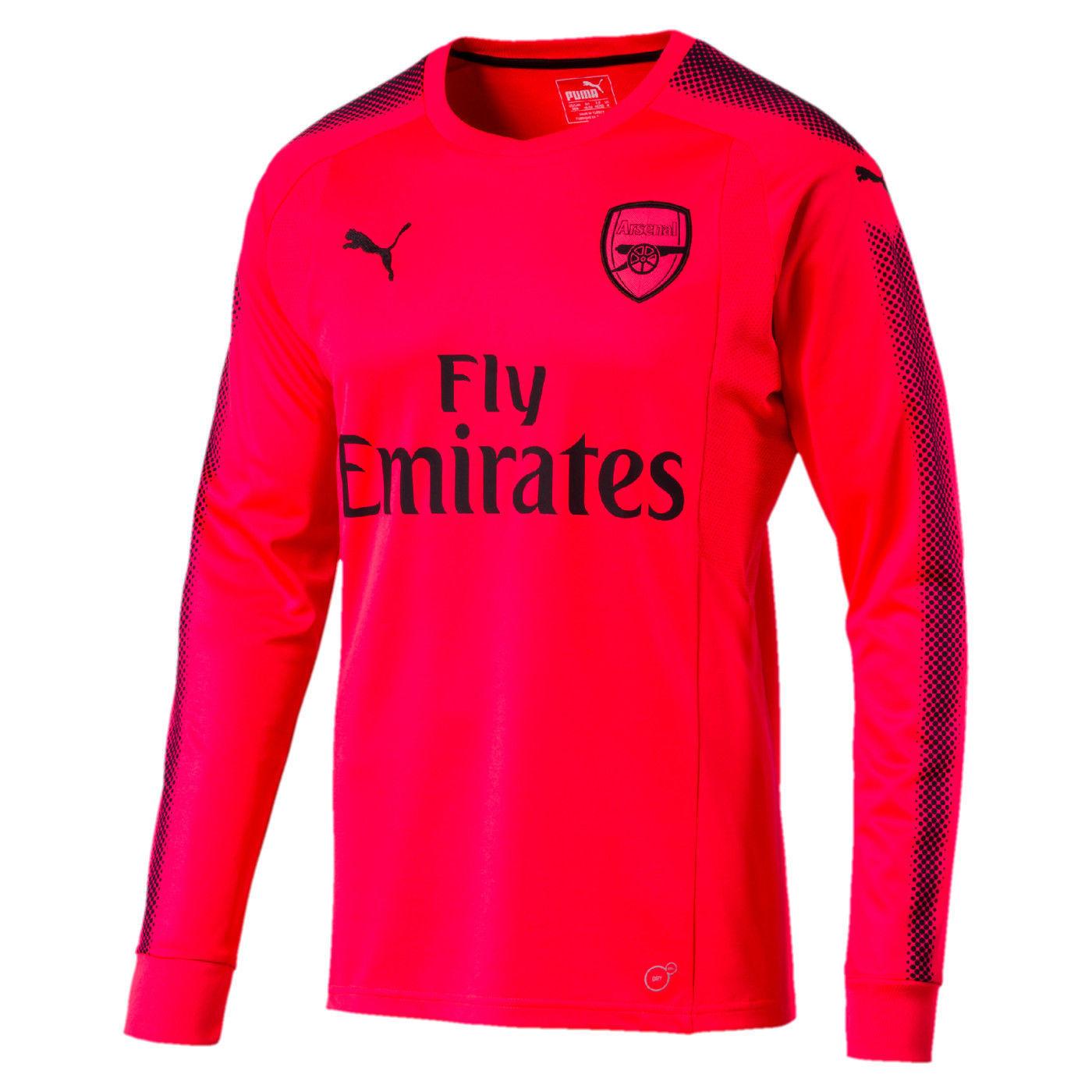 89e3396bb84 Puma Arsenal Goalkeeper Jersey 2017-2018 and 50 similar items. S l1600