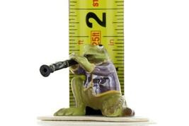 Hagen Renaker Miniature Frog Toadally Brass Band Clarinet Ceramic Figurine image 2