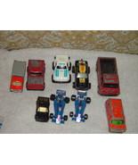 Diecast Cars, Trucks and Van Set of  9 Vehicles - $17.00