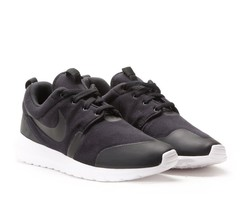 Nike Roshe NM TP Tech Fleece Pack Men's Trainers Shoes In Black 749658-001 - $60.43